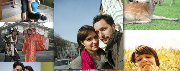 Montage photo facile pour la Saint Valentin