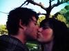 Frana le baiser